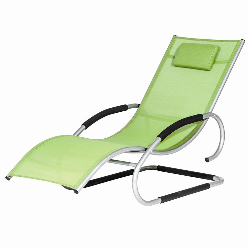 gartenliege schwingliege adria swing alu silber limette bei. Black Bedroom Furniture Sets. Home Design Ideas