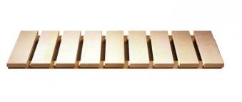 Bodenrost Premium Karibu 100x46,5cm Bild 1