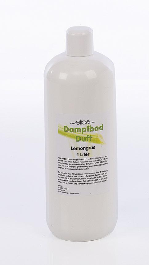 Eliga Dampfbad Duft Citrus / Orange 1 Liter Bild 1