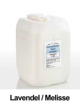 Eliga Dampfbad Duft Lavendel / Melisse 5 Liter Bild 1