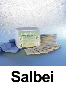 Eliga Dampfsauna Duftkräuter Salbei 20 Beutel Bild 1
