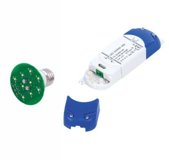 Eliga Weißlicht LED-EInsatz für Sauna 3 Watt