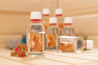 Karibu Sauna Aufgusskonzentrat 250 ml Saunaduft Kokos-Vanille Bild 1