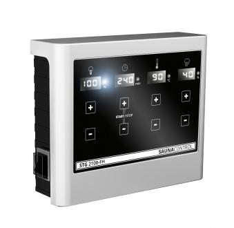 Karibu Steuergerät Easy für Bio-Kombi Saunaofen Starkstrom 11 kW Bild 1