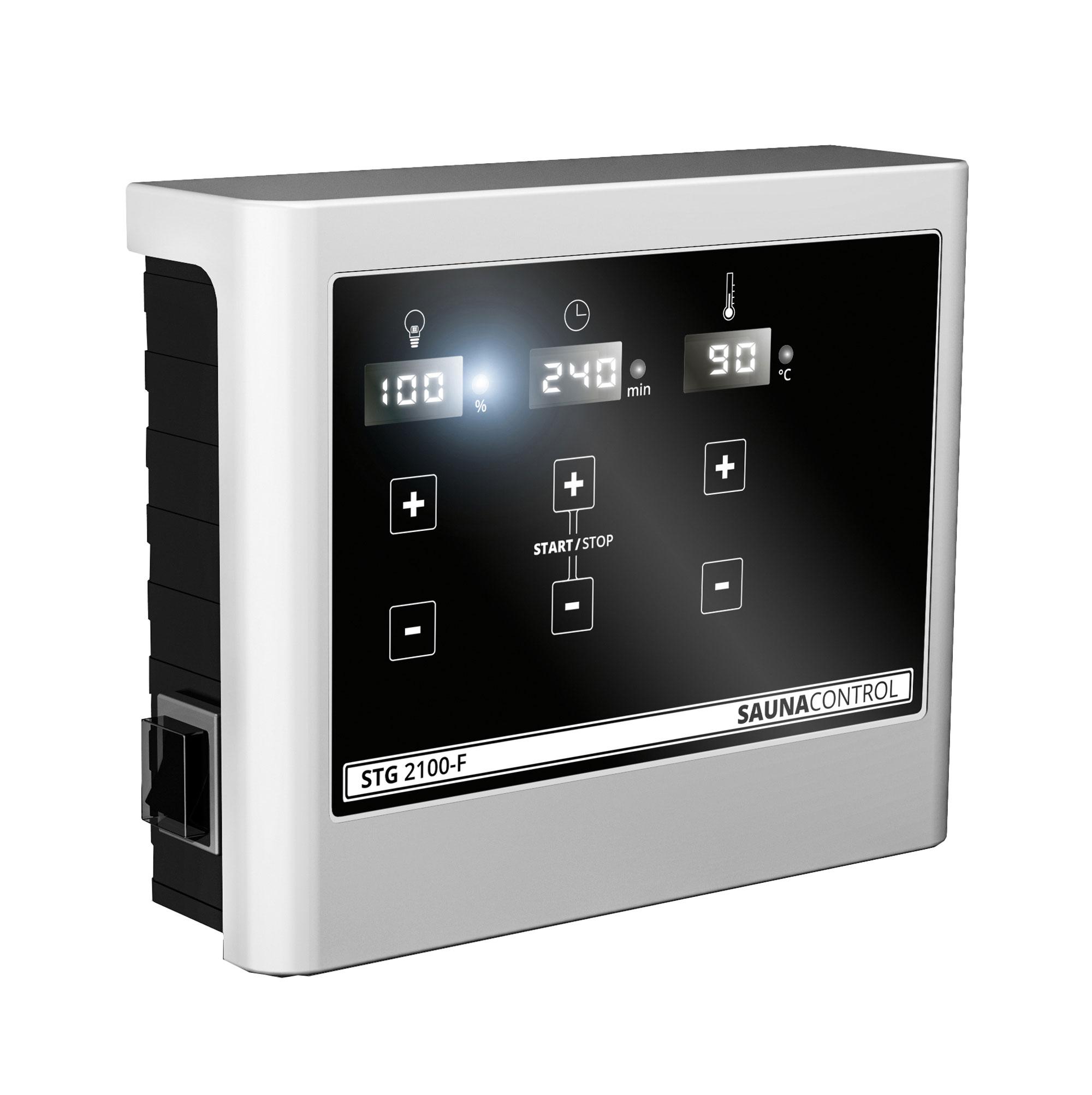 Karibu Steuergerät Easy für Saunaofen finnisch Starkstrom 11 kW Bild 1