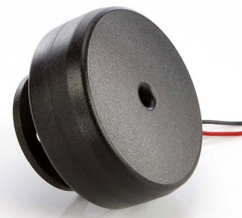 Lautsprecher für Sauna / Dampfbad / Infrarotkabine Festkörper 20W Bild 1