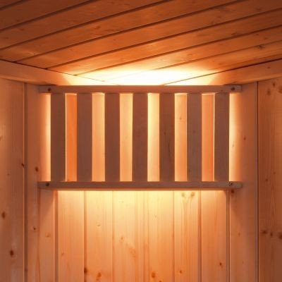 Saunaleuchten Spezial-Set Weka Bild 1