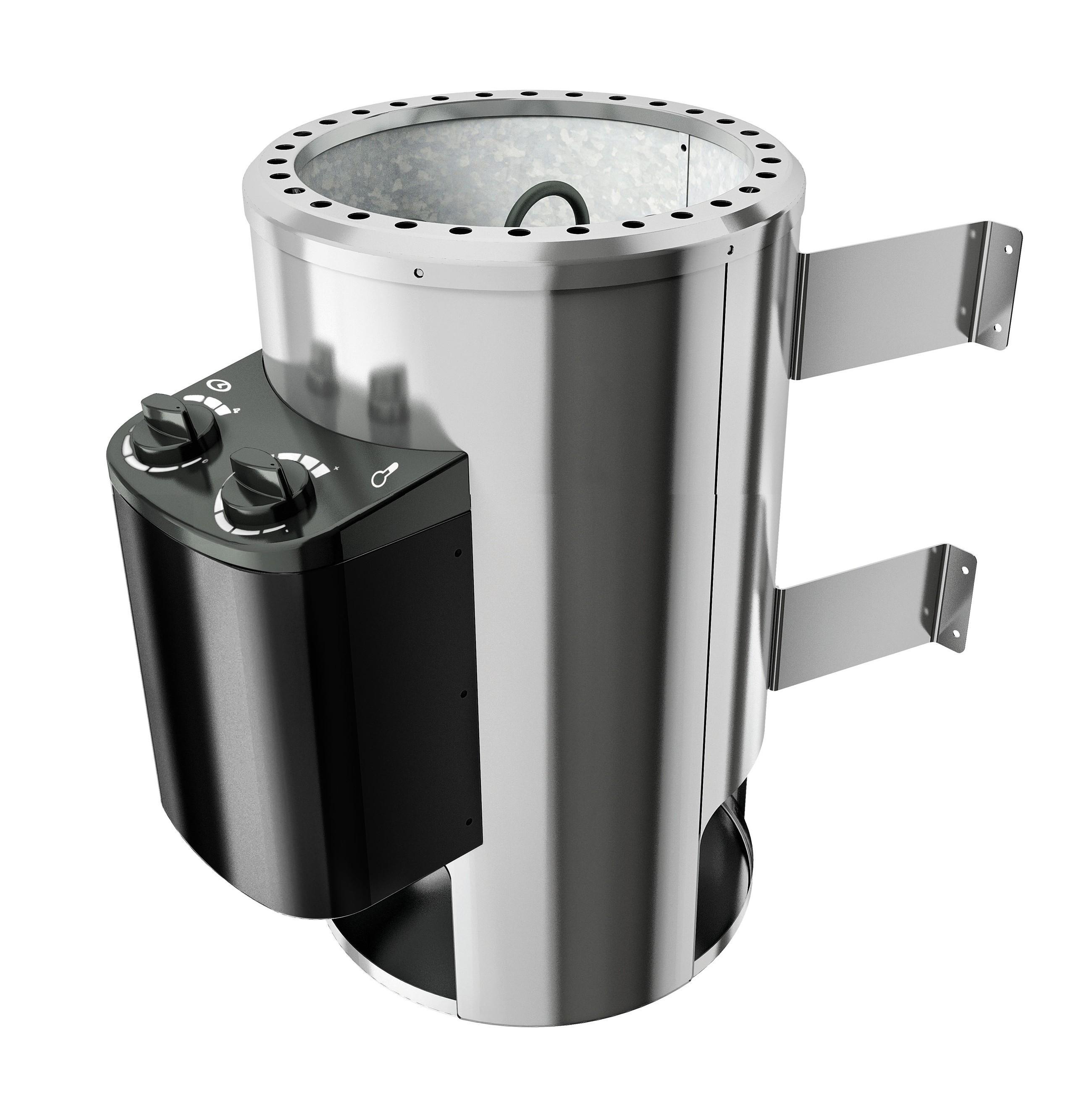 Saunaofen Plug & Play 230V Karibu mit integrierter Steuerung Bild 1