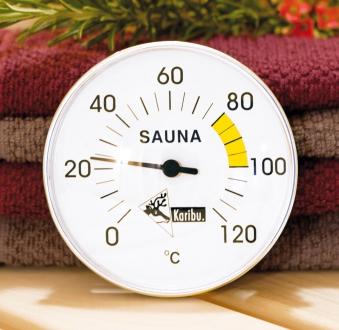 Thermometer Classic Karibu Bild 1