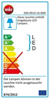 Weka Farblicht-Set B / Farblichtanwendung LED mit Bedienteil Bild 2