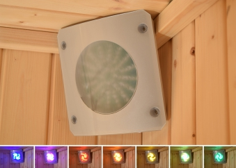 Weka Farblicht-Set A / Farblichtanwendung LED ohne Bedienteil Bild 1
