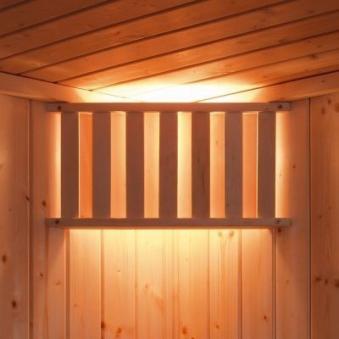 Saunaleuchten Spezial-Set Weka