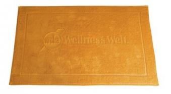 Weka Sauna Varberg 3 68mm ohne Saunaofen mit Glastür Bild 3