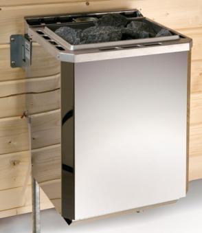 Weka Saunaofen BioAktiv Kombiofen 4,5 kW Bild 1