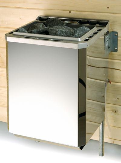 Weka Saunaofen BioAktiv Kombiofen 7,5 kW Bild 1