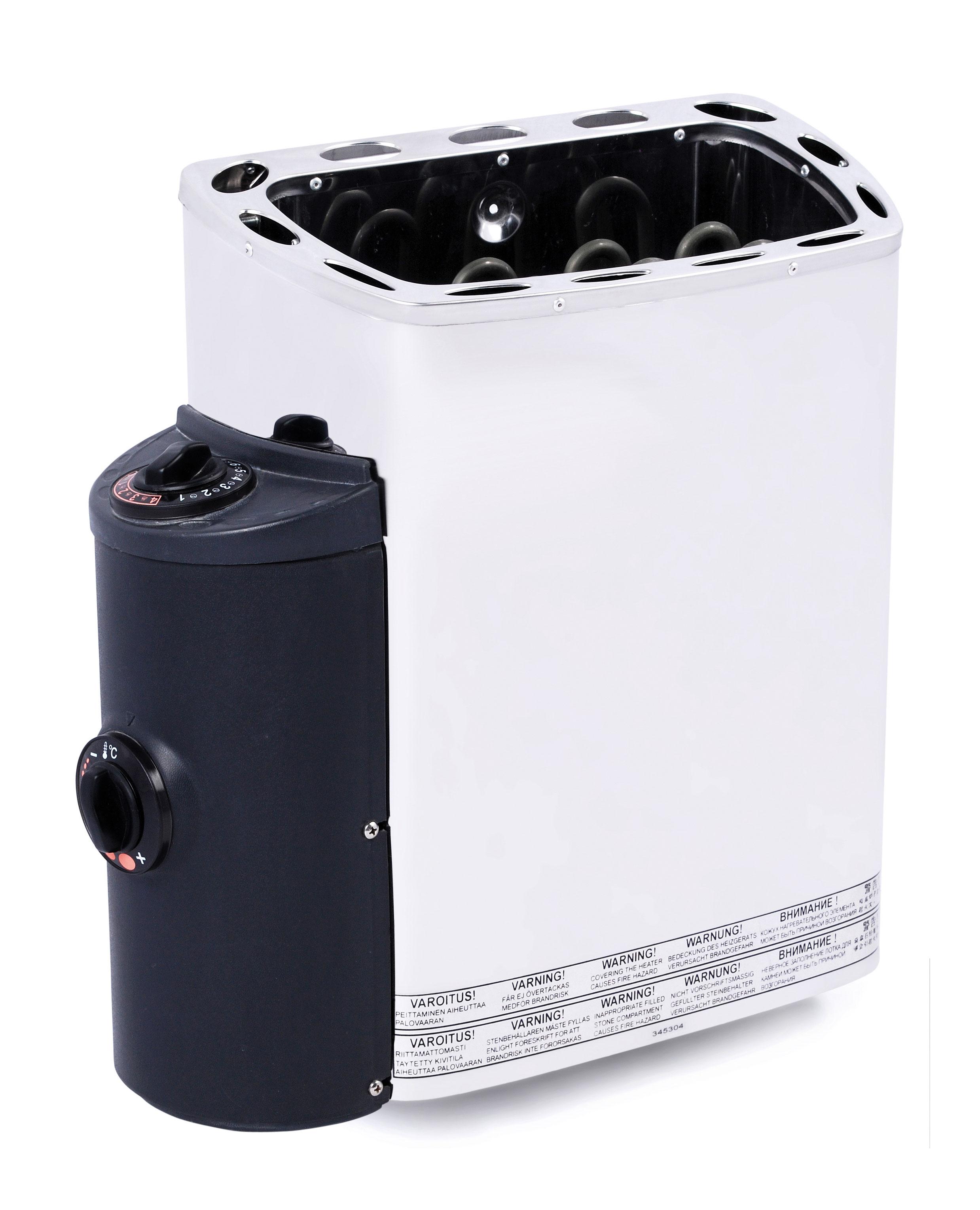 saunaofen weka kompakt 3 6 kw mit integrierter steuerung bei. Black Bedroom Furniture Sets. Home Design Ideas
