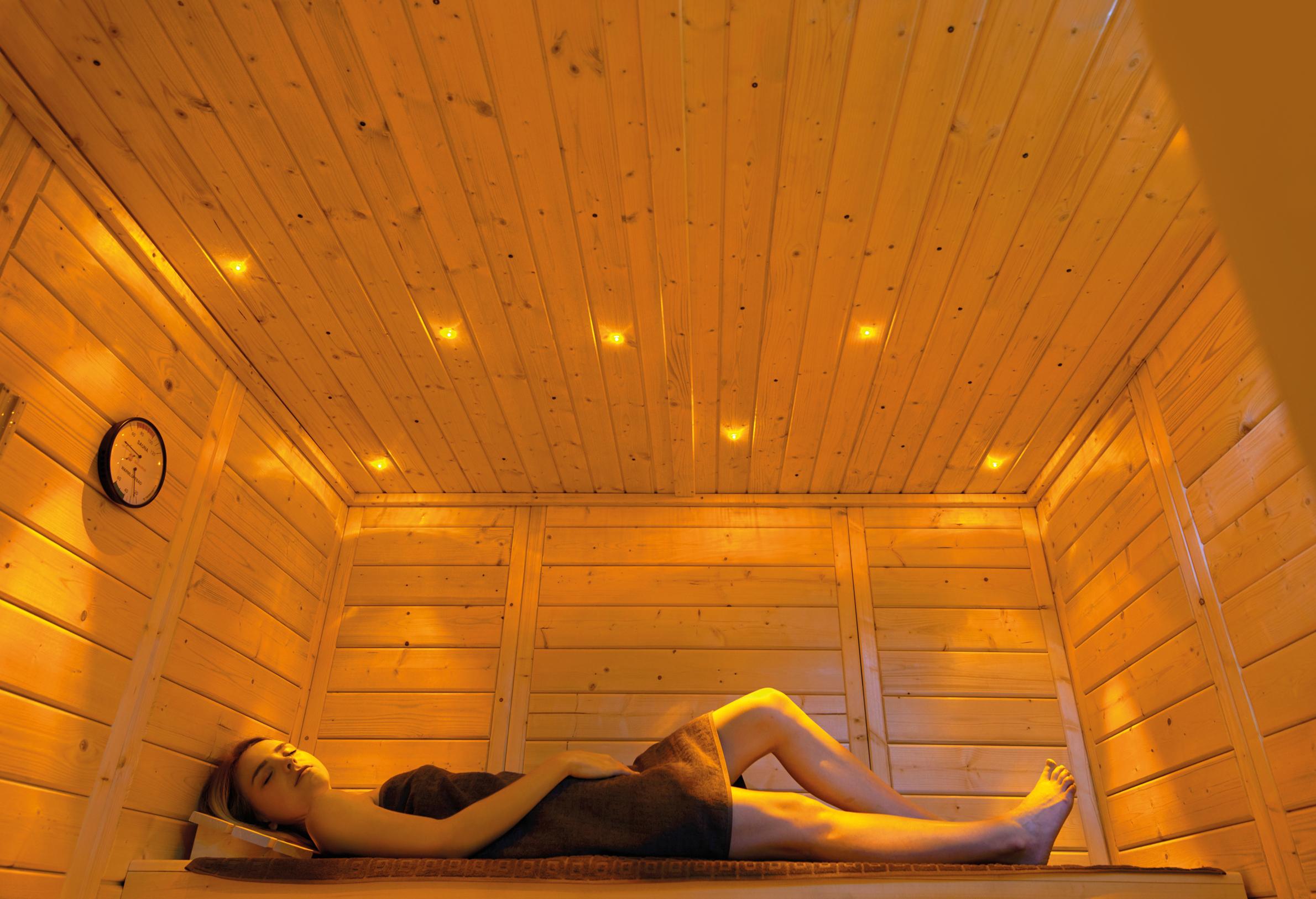 Weka Farbvision Set A / LED Sternenhimmel ohne Bedienteil Bild 4