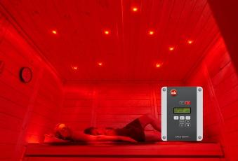 Weka Farbvision Set B / LED Sternenhimmel mit Bedienteil Bild 1