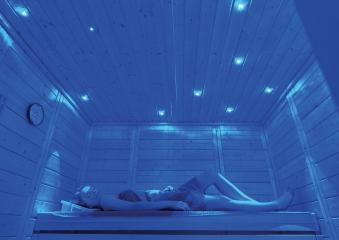 Weka Farbvision Set B / LED Sternenhimmel mit Bedienteil Bild 5