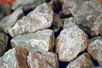 Woodfeeling Sauna Ystad 68mm Bio Saunaofen 9kW extern Bild 4